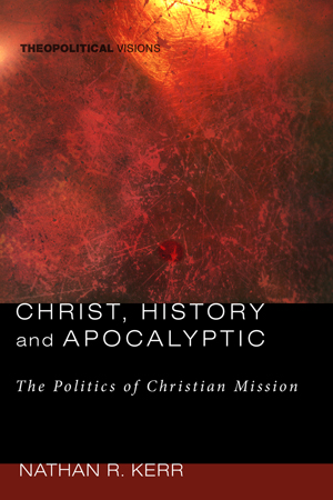 ... I posted an announcement regarding my forthcoming book, Christ, ...