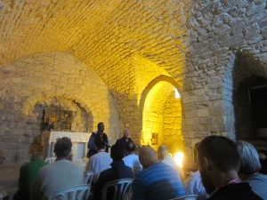 Church of the Synagogue, Nazareth