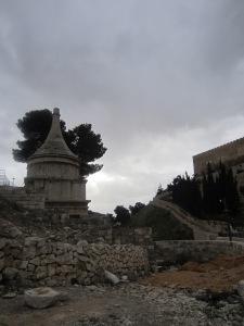 Pillar of Absalom, Jerusalem