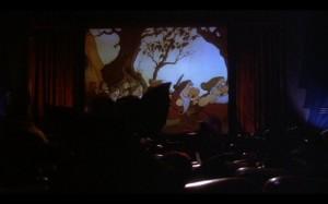 gremlins watching snow white