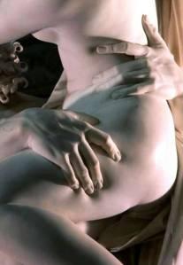 Bernini, Rape of Proserpina (detail)