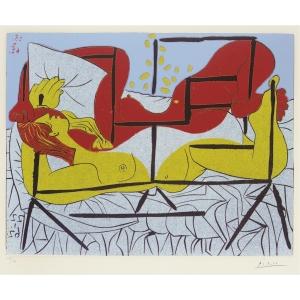 Picasso - Danae