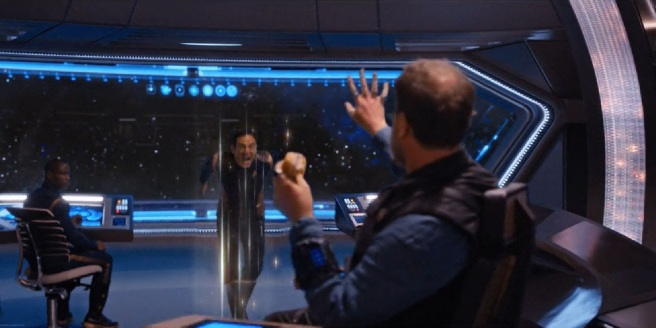 Star Trek Discovery #7 Magic to Make the Sanest Man Go Mad screencap Lorca Mudd.jpg